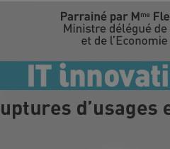 Overmon sélectionné pour le prochain IT Innovation Forum !