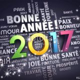 Voeux 2017 !