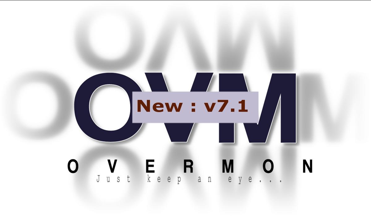 Overmon v7.1 : nouveaux modules de déploiement